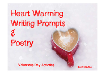 Valentines Day Writing Activities
