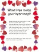 Valentine's Day Fun Writing, Poetry, and Fractions Packet