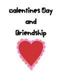 Valentine's Day and Friendship