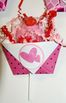 Valentines Day student gift (Sucker Pouches-set of 24)