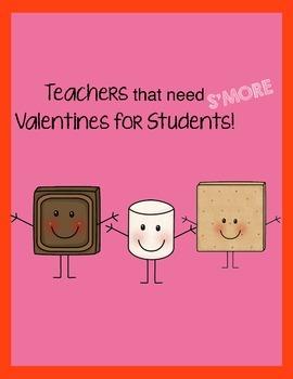 Valentine's From Teachers
