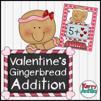 Valentine's Gingerbread Addition