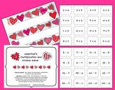 Valentine's Multiplication/Division Game