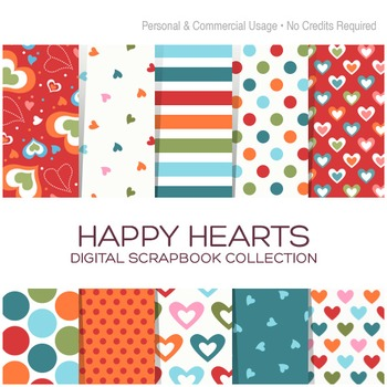 Valentine's Paper Collection - C00011