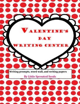 Valentine's Writing Center