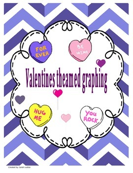 Valentines graphing and tally activity