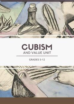 Value and Cubism Unit
