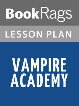 Vampire Academy Lesson Plans