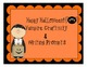 Vampire Craftivity and Writing Templates {Halloween}