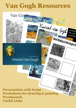 Van Gogh Big Bundle!!