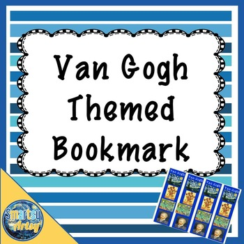 Van Gogh Bookmark