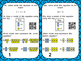 Variables, Expressions, & Open Sentences Task Cards with QR Codes