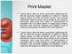 Vascular PowerPoint Template for PPT Presentation