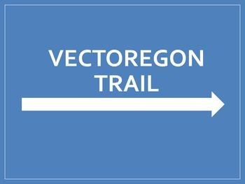 Vector Oregon Trail (Vector Math Game)