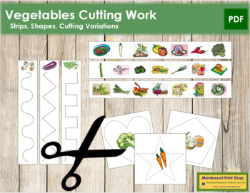 Vegetable Cutting Strips