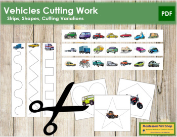 Vehicle Cutting Strips