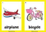 Vehicles & Transportation Flashcards