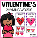 Valentine Rhymes