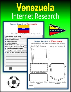 Venezuela (Internet Research)