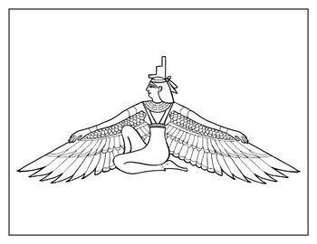Venn Diagram Female Egyptian Pharohs