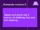 Ventuno Review game for Italian II