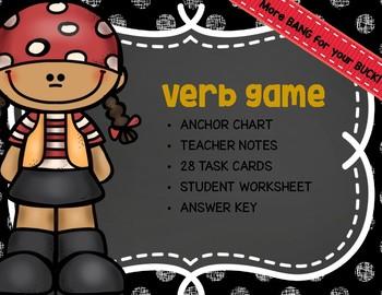Verb Game