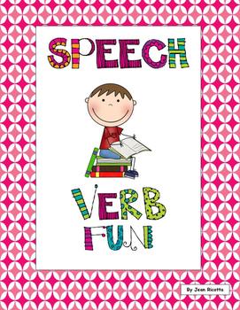 Speech Therapy - Verb and Noun Association - Enhancing Wor