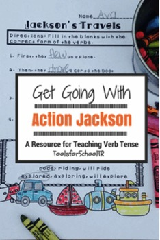 Verb Packet for Second and Third