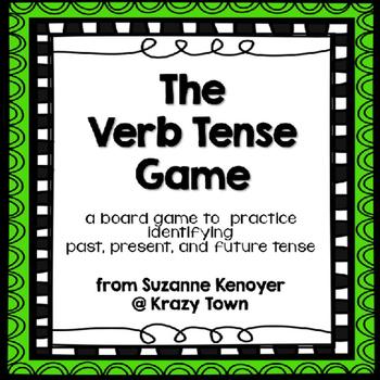 Verbs Game