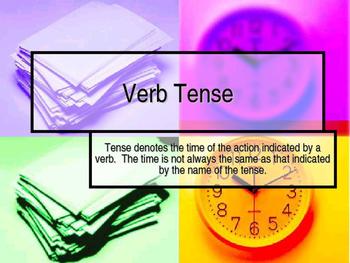 Verb Tense PPT