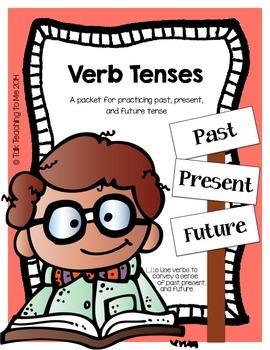 Verb Tense Practice (Past, Present, Future)