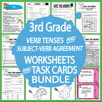 Verb Tenses and Subject Verb Agreement