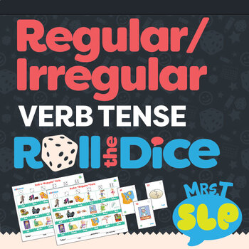 Verb Words: Roll-the-Dice Games