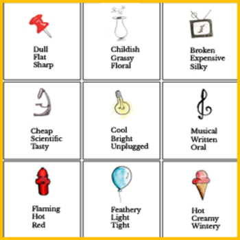 Verbal skills   Adjectives Practice Worksheets, 24 problem