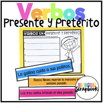 Verbos (presente y preterito) - Verbs (present and past tense)