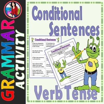 Verb Tense in Conditional Sentences Activity