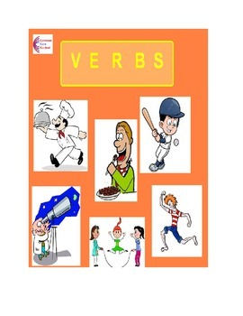 Verbs - Common Core ELA Language Worksheets L.1.1.E, L.2.1