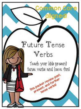 Verbs! Future tense!