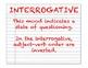 Verbs Get Moody, Too! - A Bulletin Board