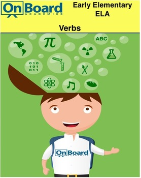 Verbs-Interactive Lesson