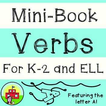 Verbs Mini-Book