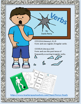 Verbs Present and Past Tense