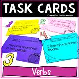 Verbs! Task Cards!