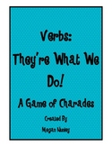 Verbs:  What We Do