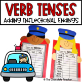 Verbs With Inflectional Endings