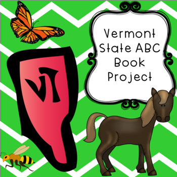 Vermont ABC Book Research Project