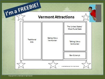 Vermont Special Attractions FREEBIE