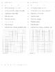 Vertex form quadratics review transformation vertex range