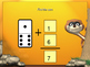 Vertical Addition With Dominoes Powerpoint