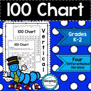 Vertical Hundred Chart